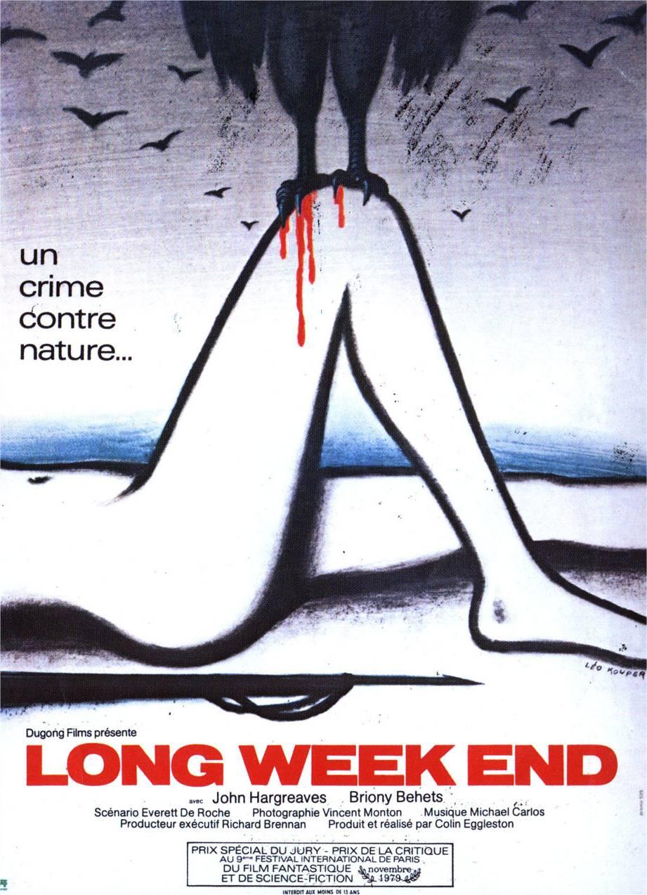 Long weekend (1978) de Colin Eggleston