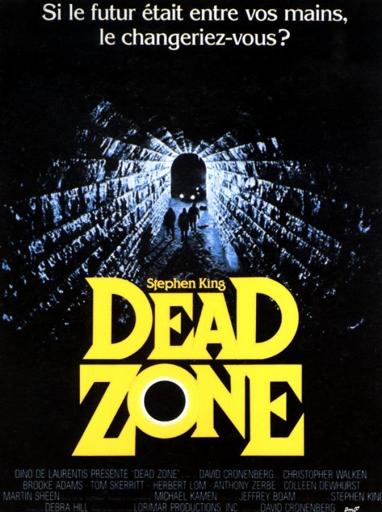 Dead zone (1983) de David Cronenberg