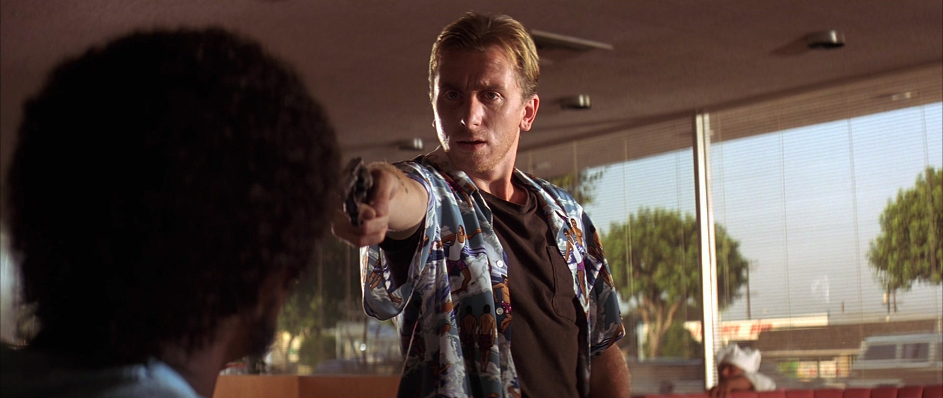Tim Roth dans Pulp Fiction (1994)