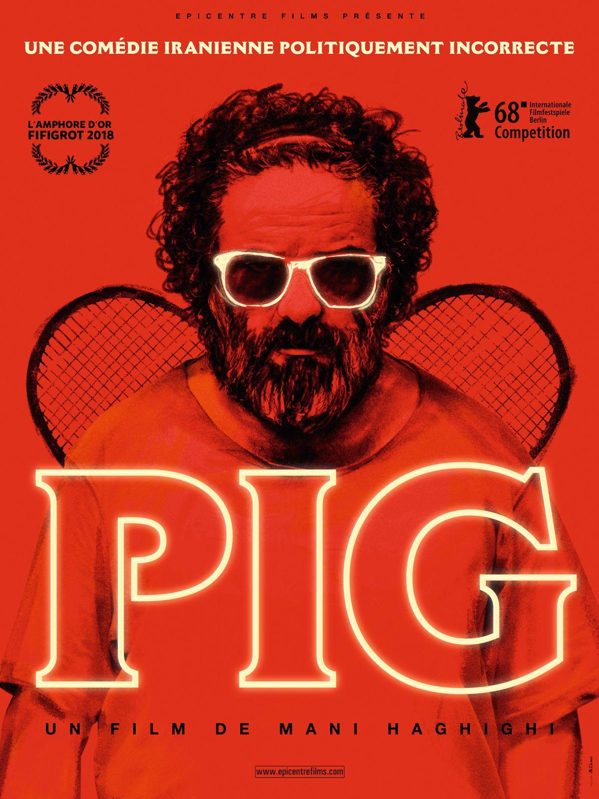 Pig de Mani Haghighi