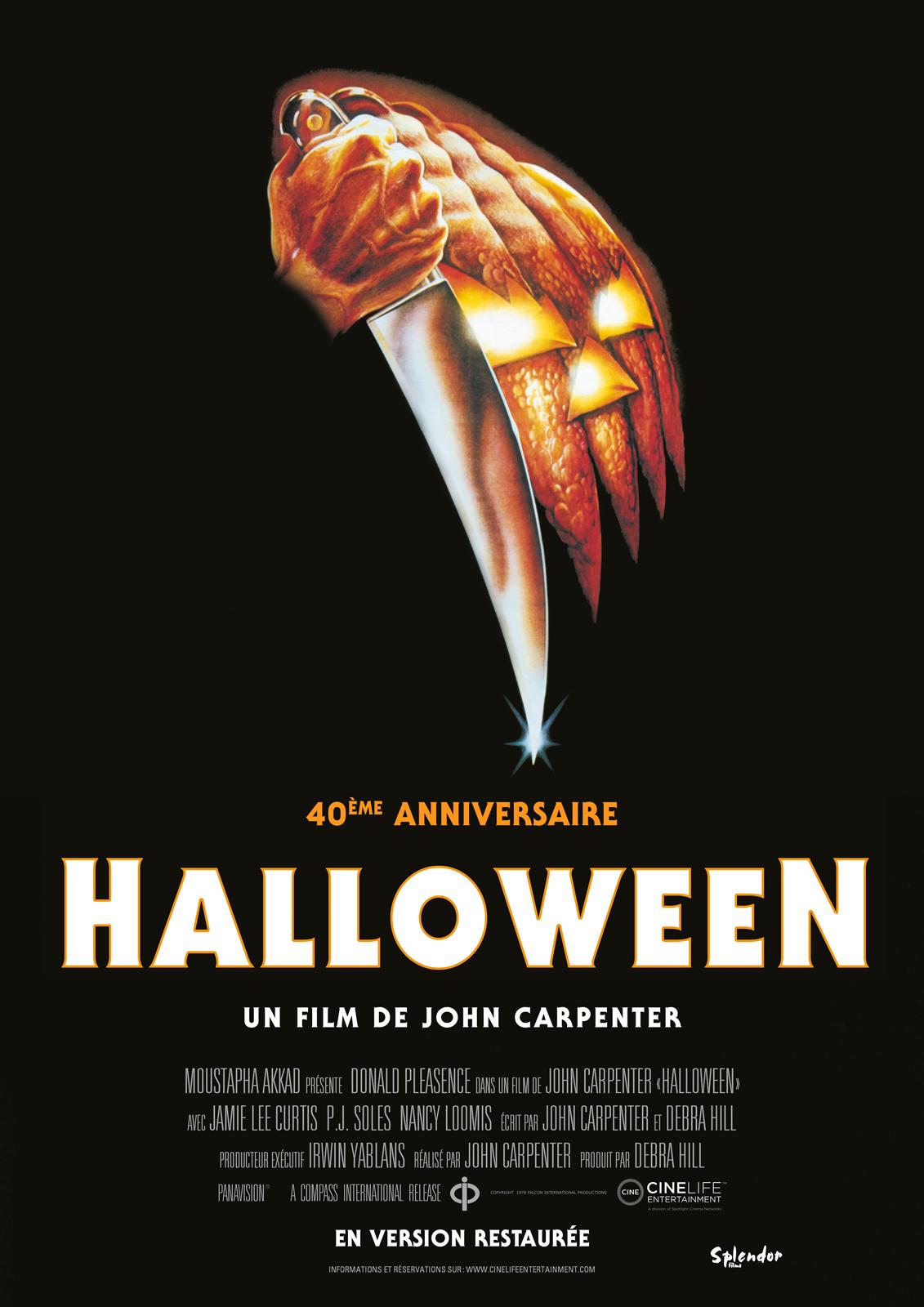 Halloween (1978) de John Carpenter