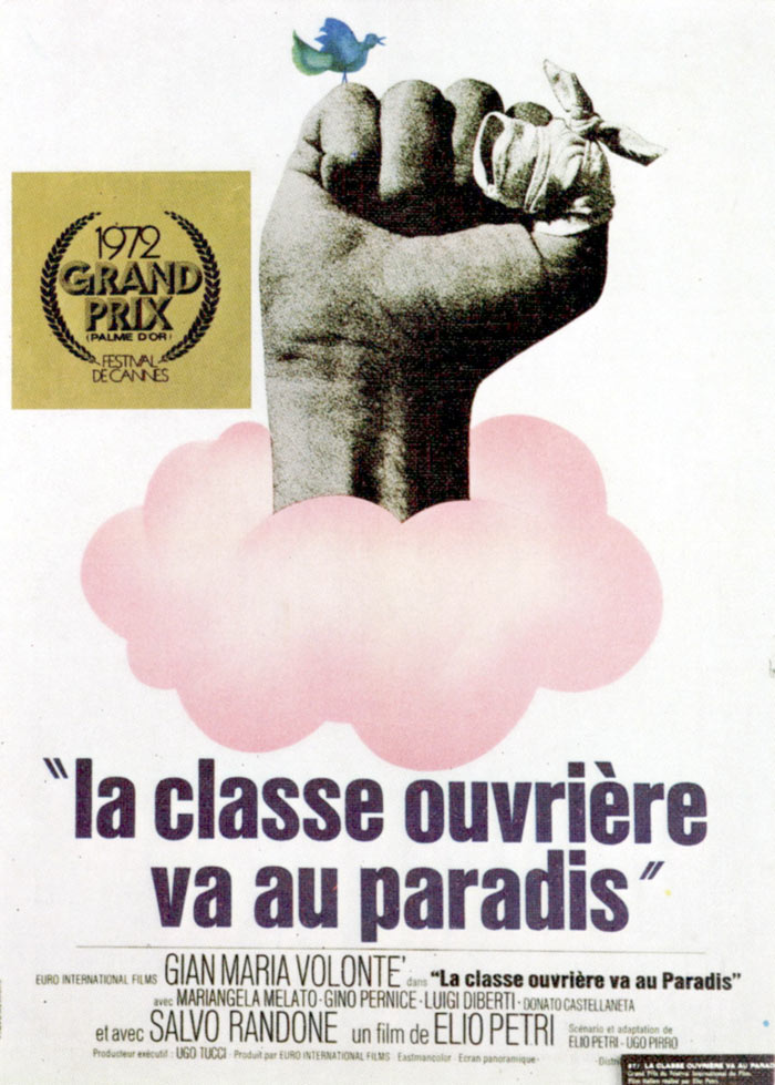 La classe ouvrière va au paradis (1972)