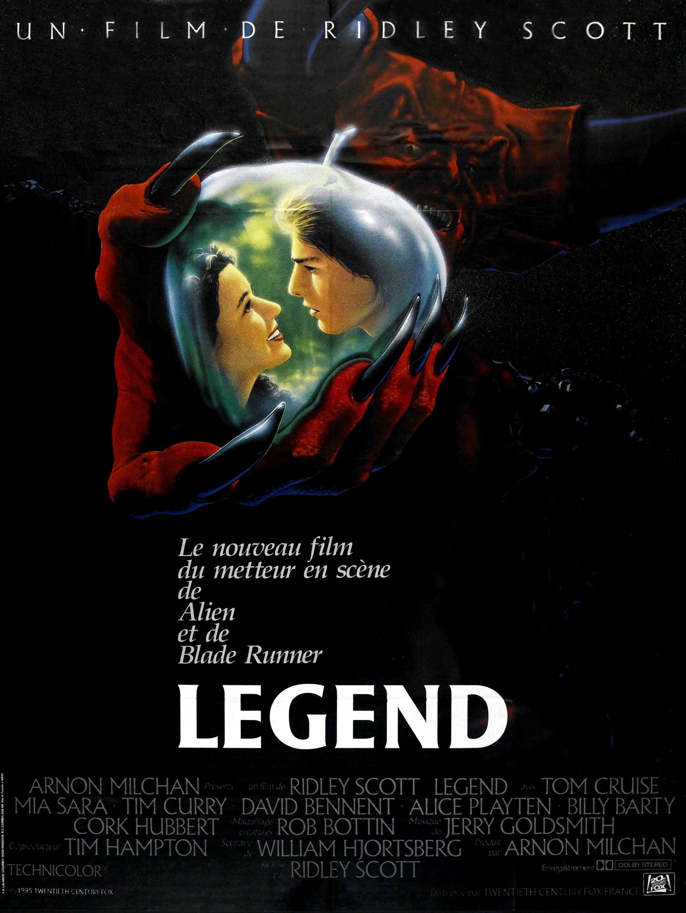 Legend (1985) de Ridley Scott