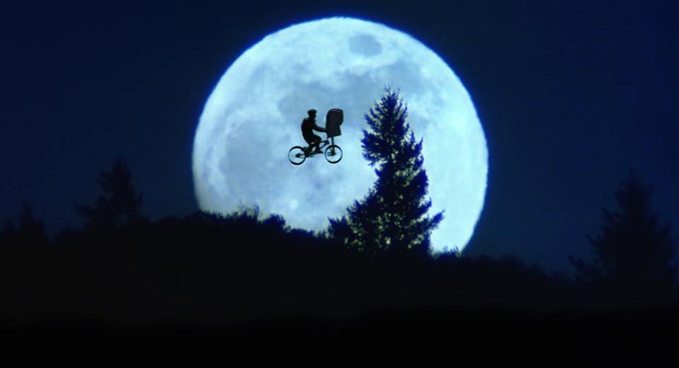 E.T. l'extra-terreste (1982) de Steven Spielberg