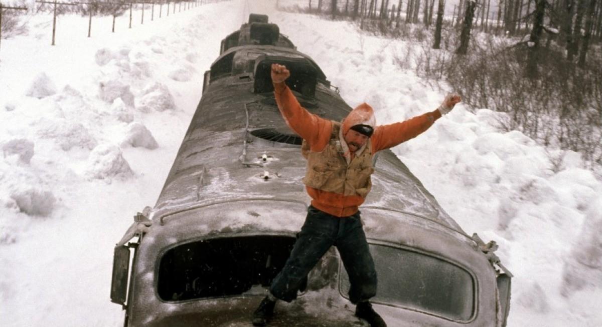 Runaway train (1985) d'Andreï Kontchalovski