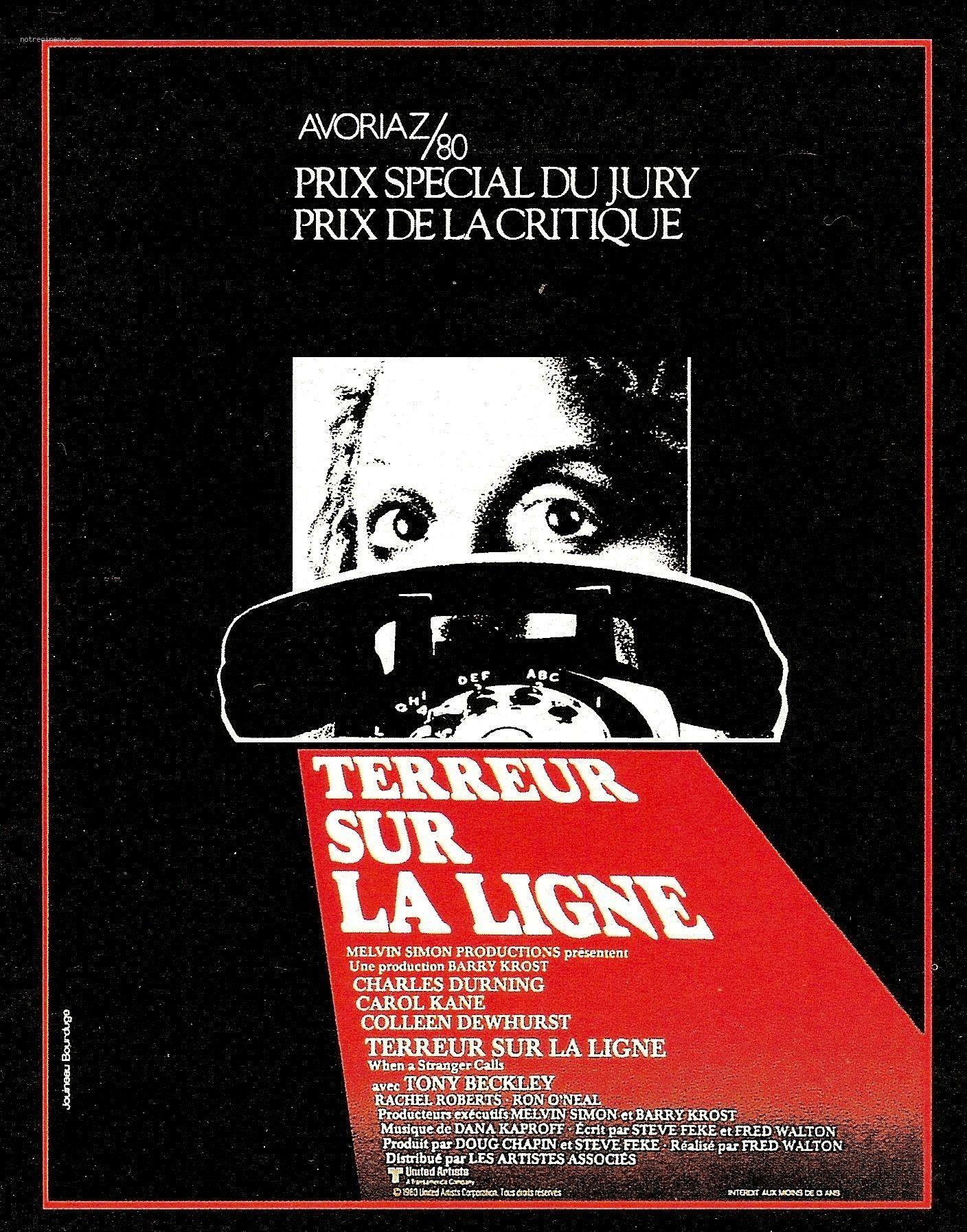 Terreur sur la ligne (1979) de Fred Walton