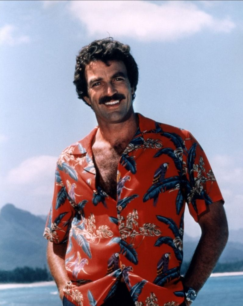 tom selleck dans magnum