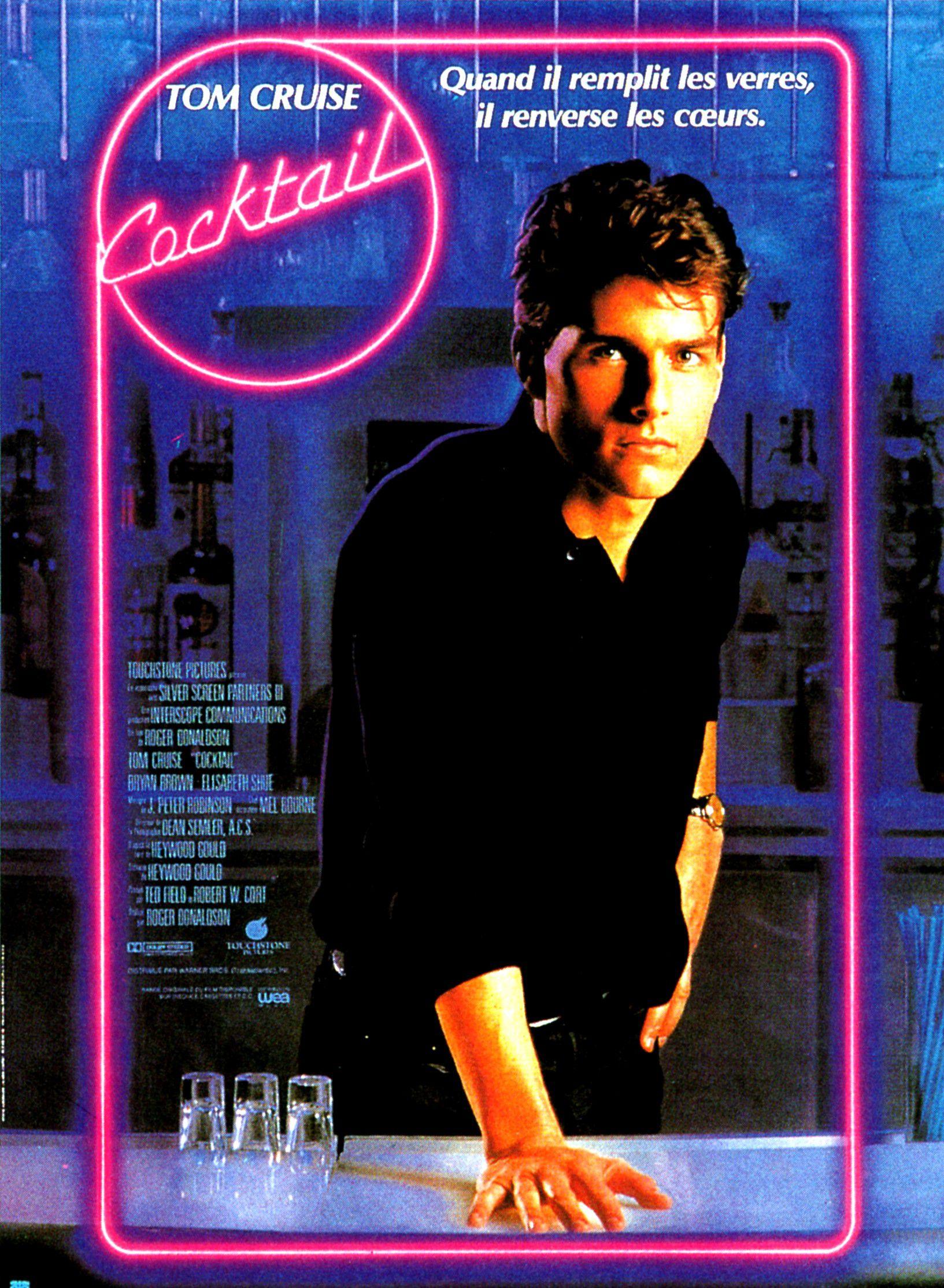Cocktail (1988) de Roger Donaldson