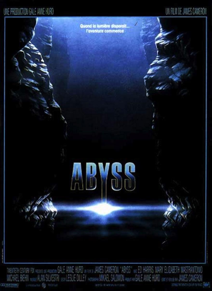 Abyss de James Cameron
