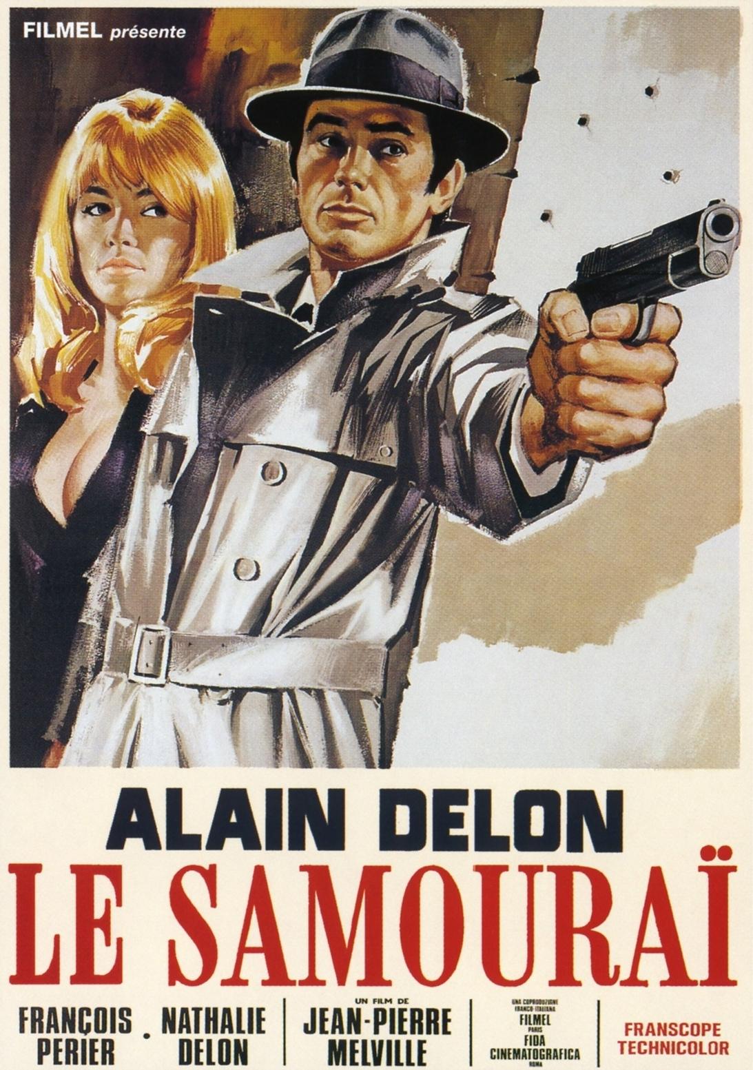 Le Samouraï de Jean-Pierre Melville