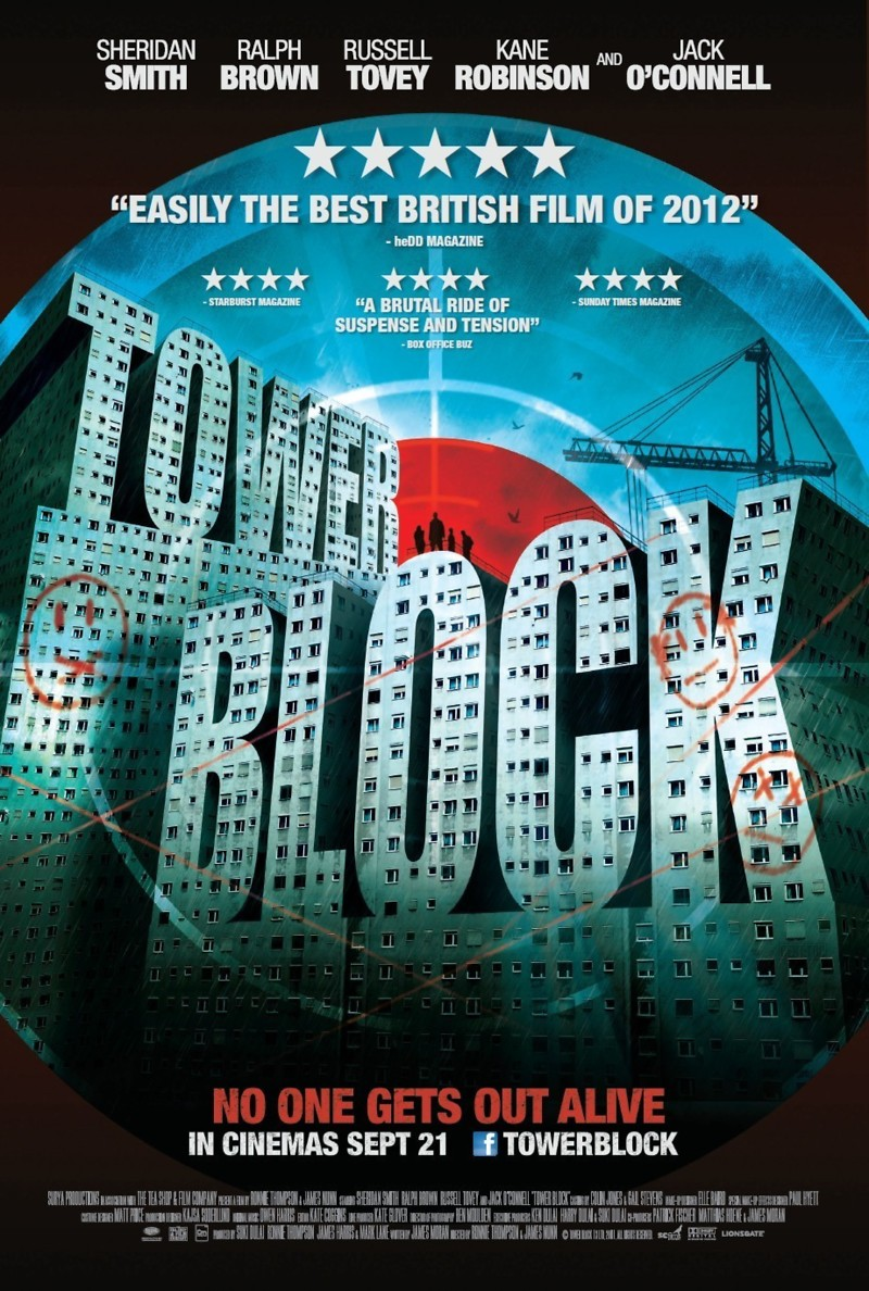 Tower block (2012) de James Nunn et Ronnie Thompson