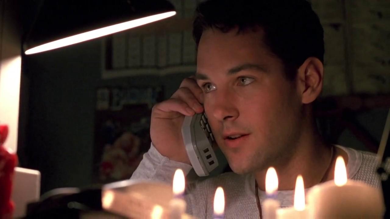 paul rudd dans Halloween 6 : La malédiction de Michael Myers (1995) de Joe Chapelle