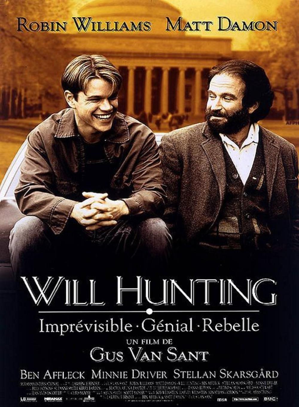 Will Hunting de Gus Van Sant
