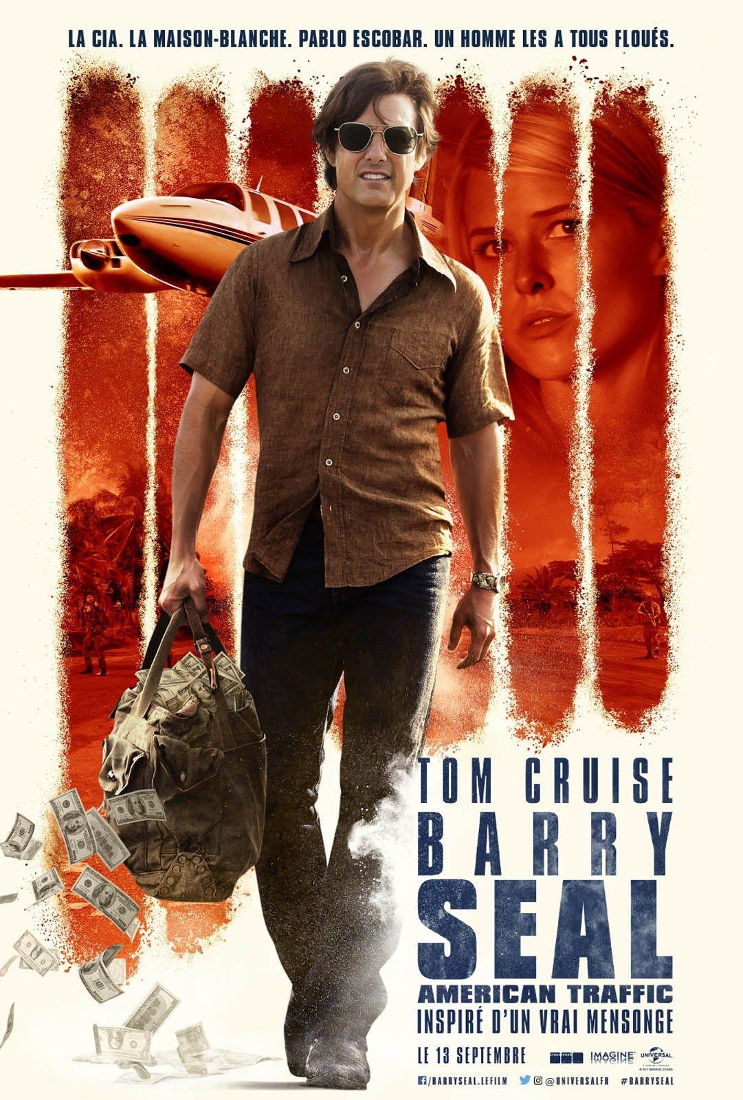 Barry Seal : American Traffic (2017) de Doug Liman
