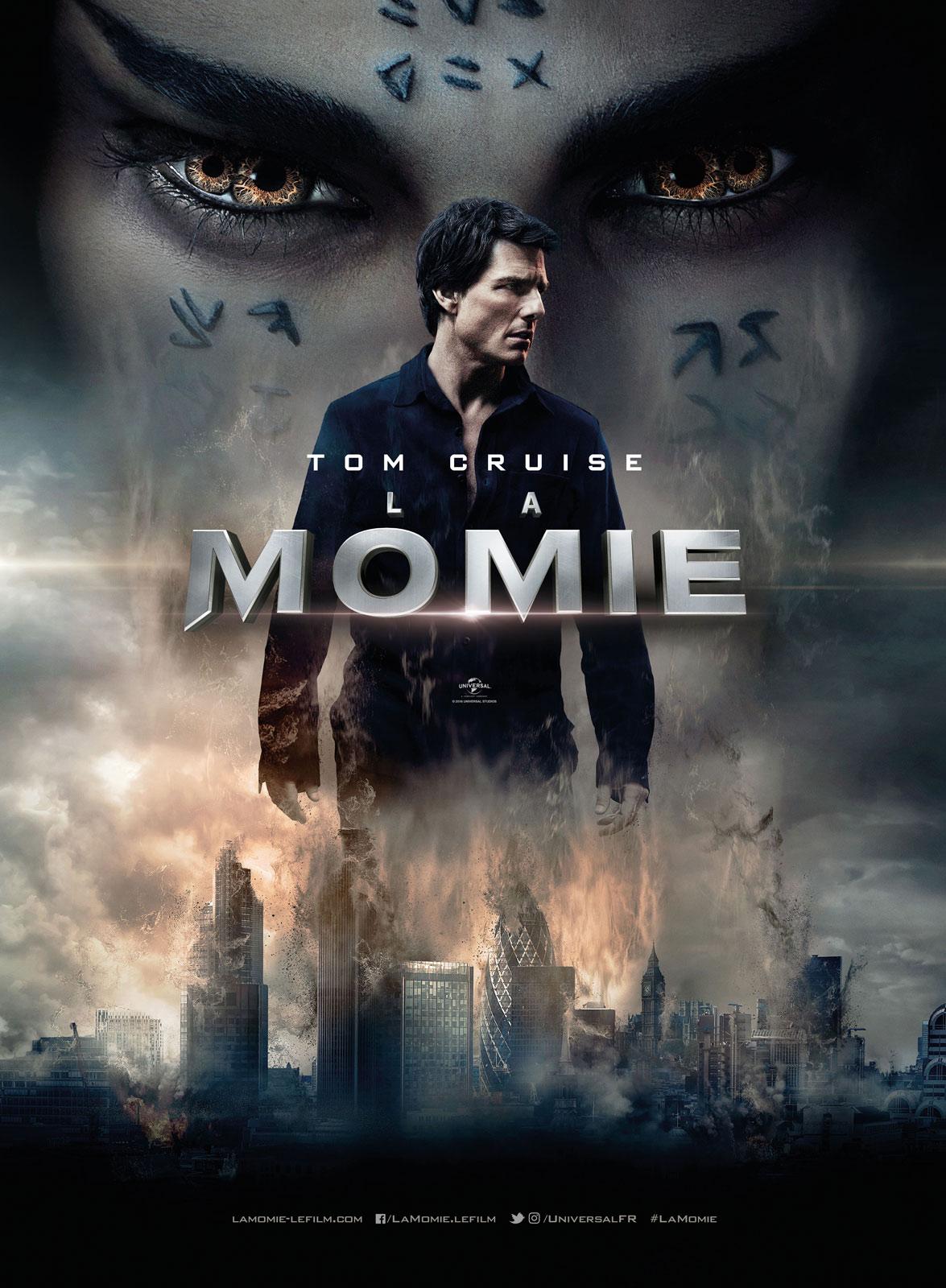 La Momie (2017) d'Alex Kurtzman