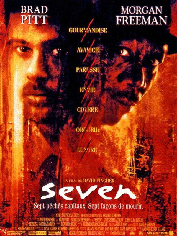 SEVEN de David Fincher