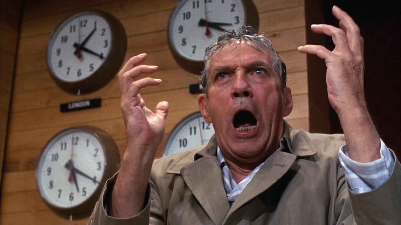 Network : Main basse sur la télévision (1976) de Sidney Lumet