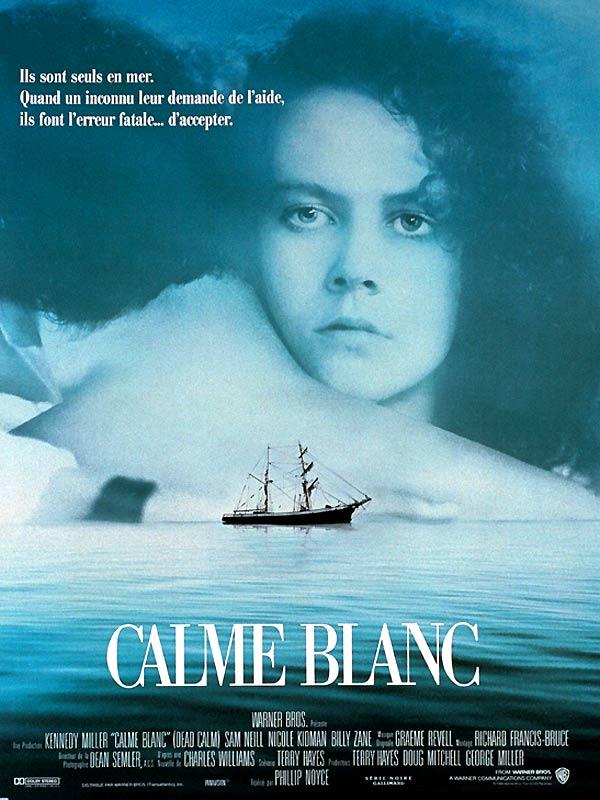 CALME BLANC de Philip Noyce