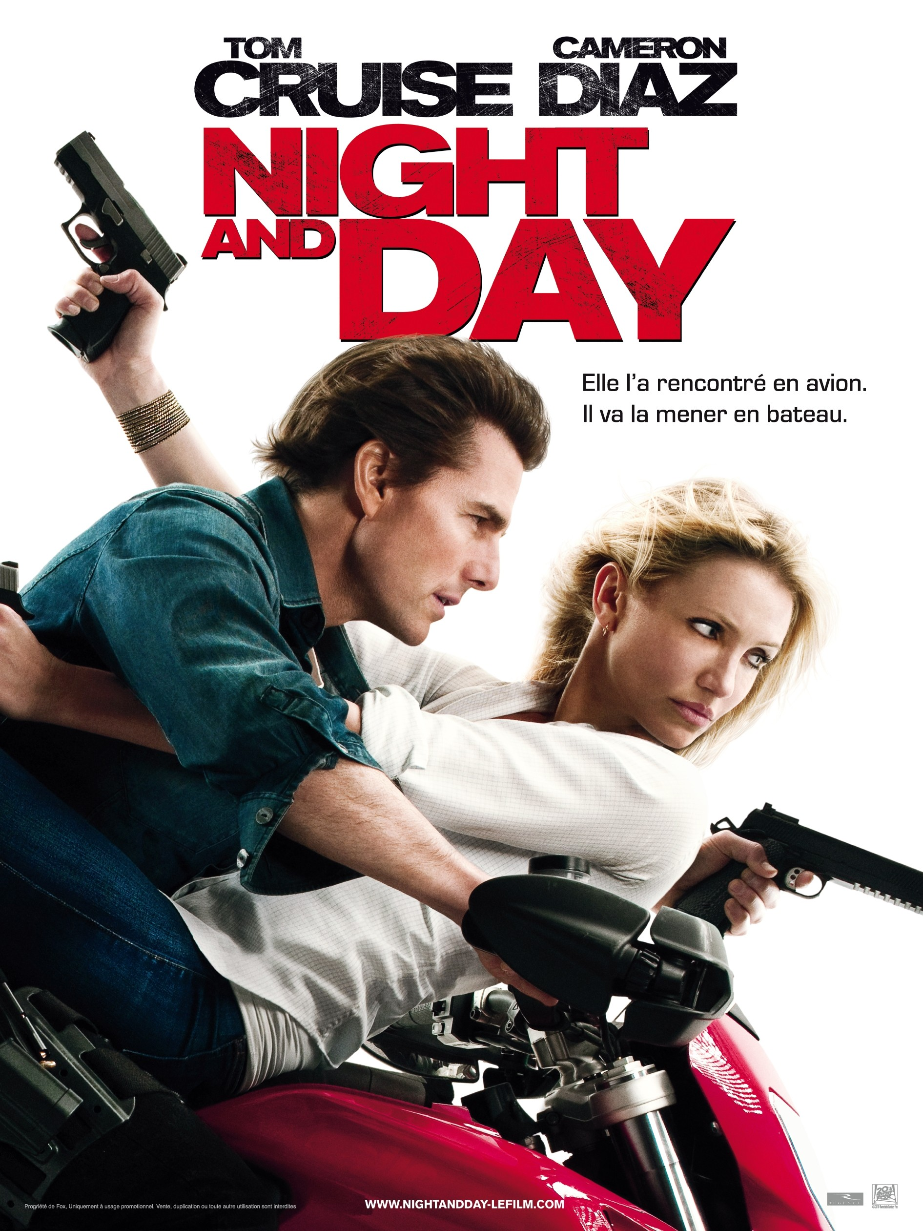 Night and day (2010) de James Mangold