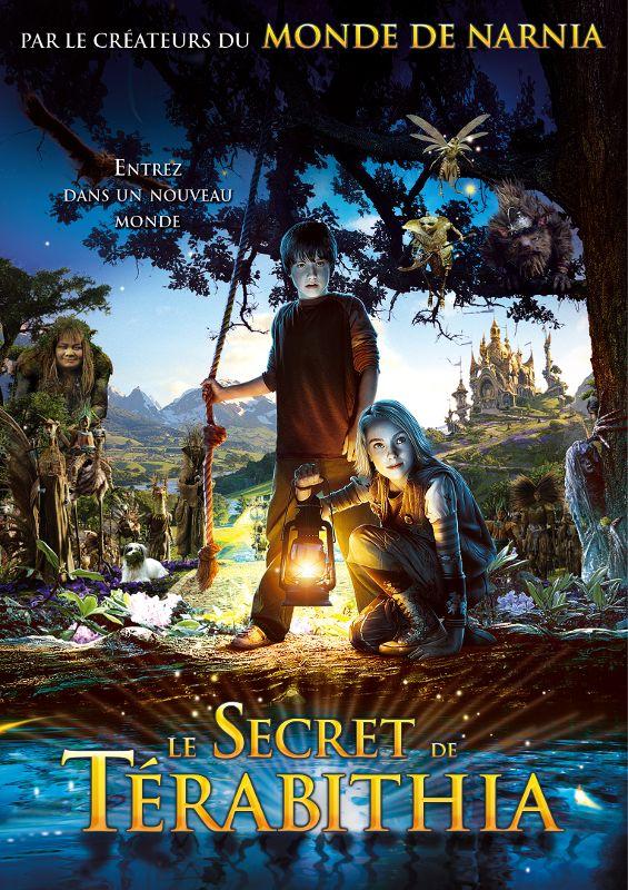 Le Secret de Térabithia (2007) de Gabor Cuspo