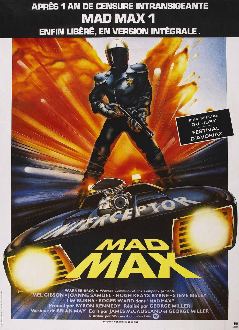 MAD MAX de George Miller