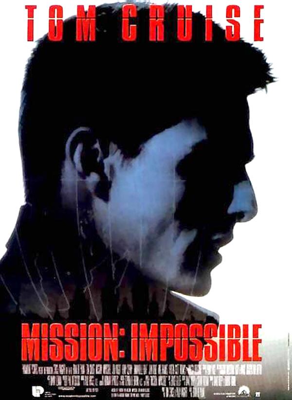Mission : impossible (1996) de Brian de Palma