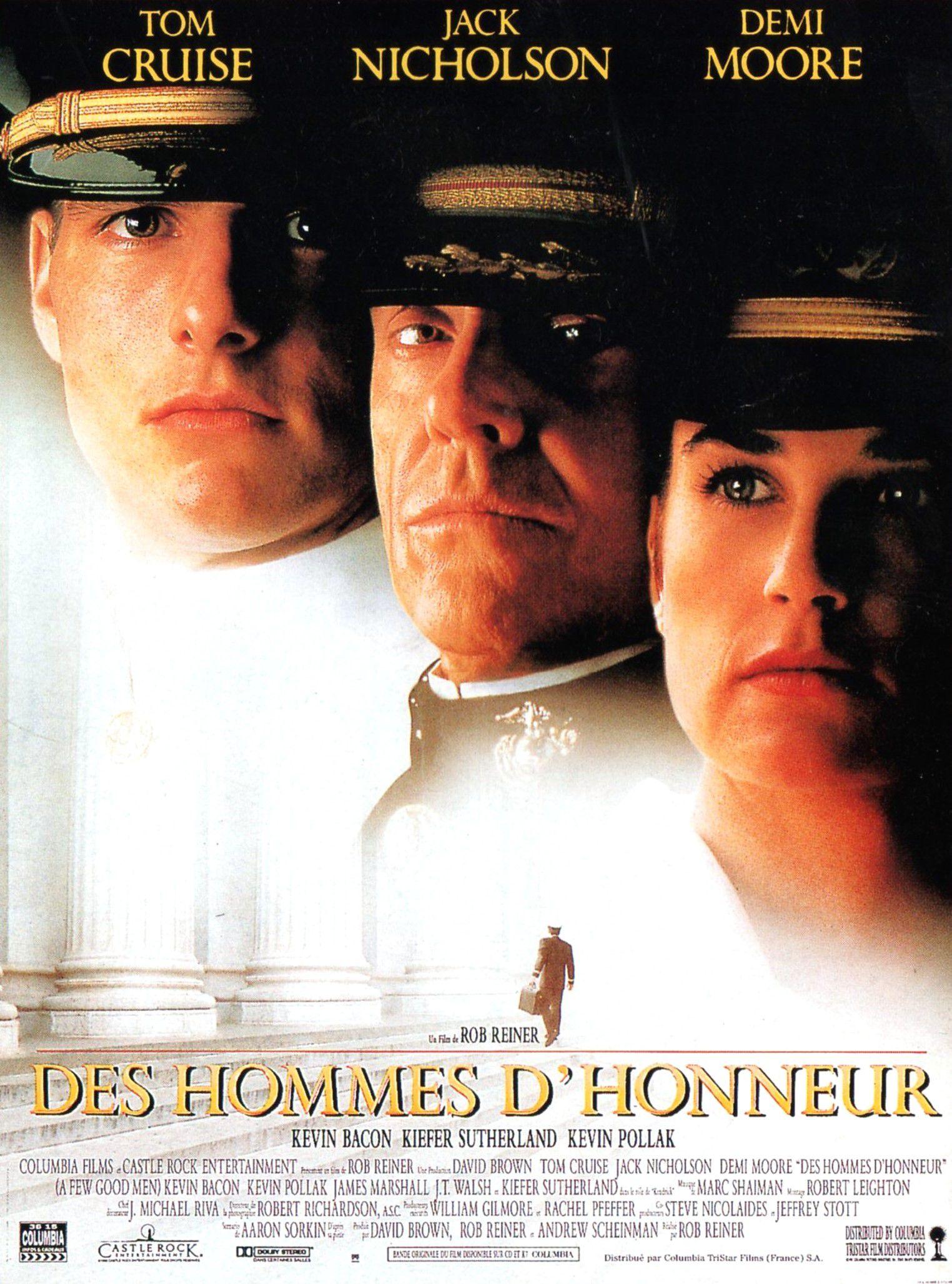 Des hommes d'honneur (1992) de Rob Reiner