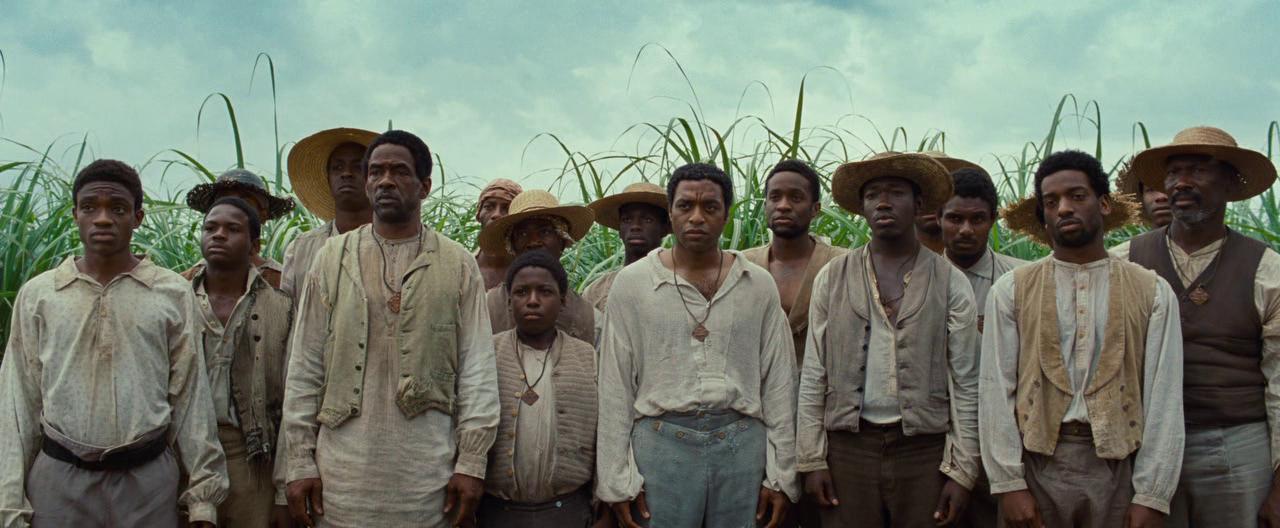 12 years a slave (2013) de Steve McQueen