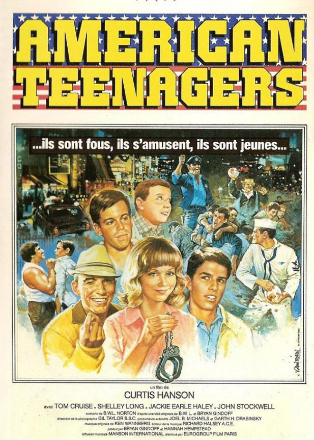 American teenagers (1983) de Curtis Hanson