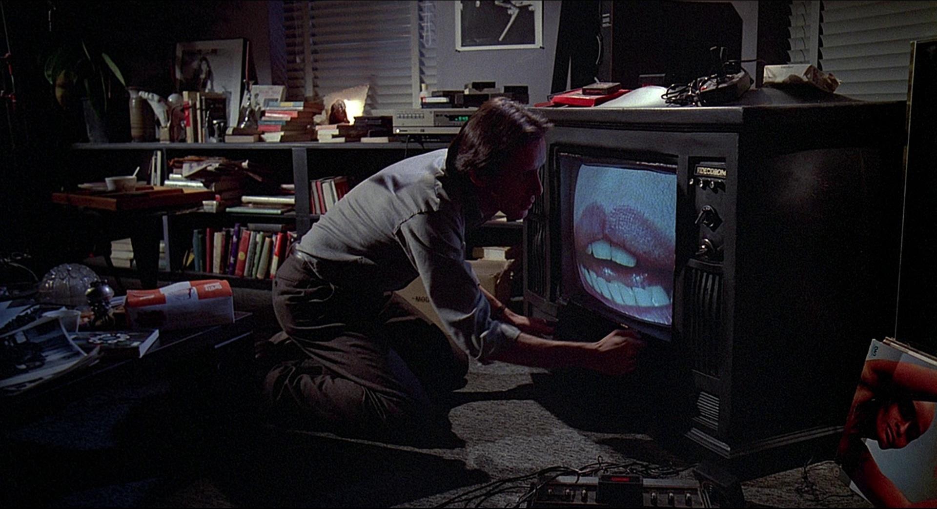 Videodrome (1983) de David Cronenberg