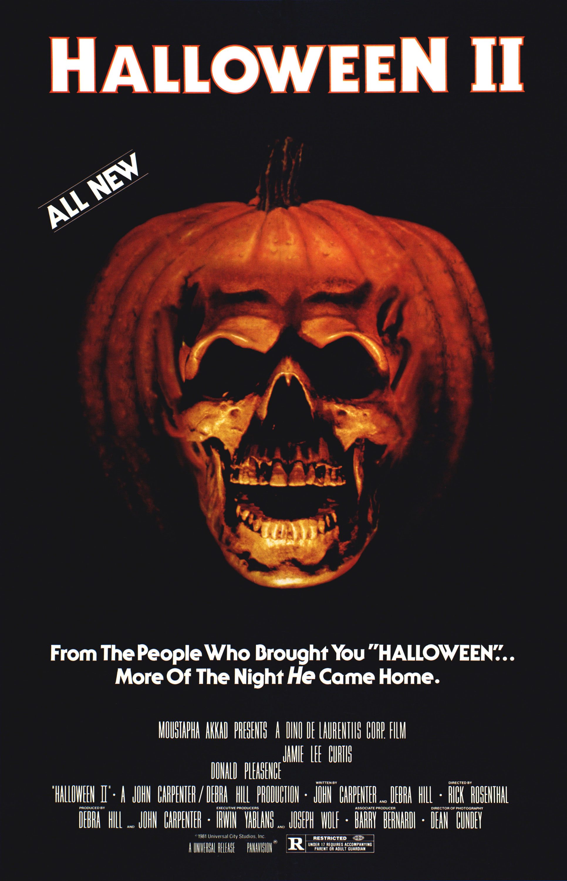 Halloween 2 (1981) de Rick Rosenthal