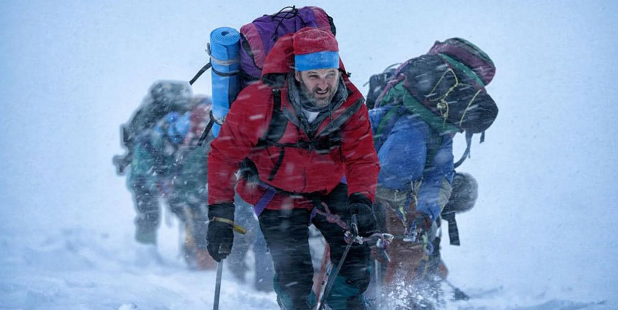 Everest (2015) de Baltasar Kormákur