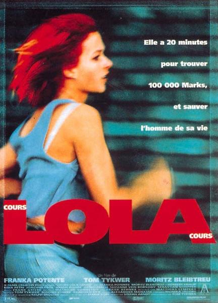 Cours, Lola, cours de Tom Tikwer