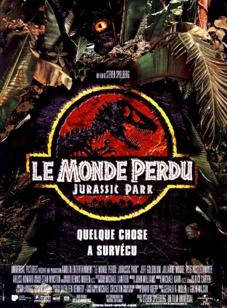 affiche Le monde perdu : Jurassic Park (1997)