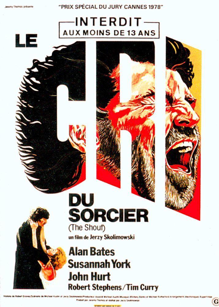 Le cri du sorcier (1978) de Jerzy Skolimowski