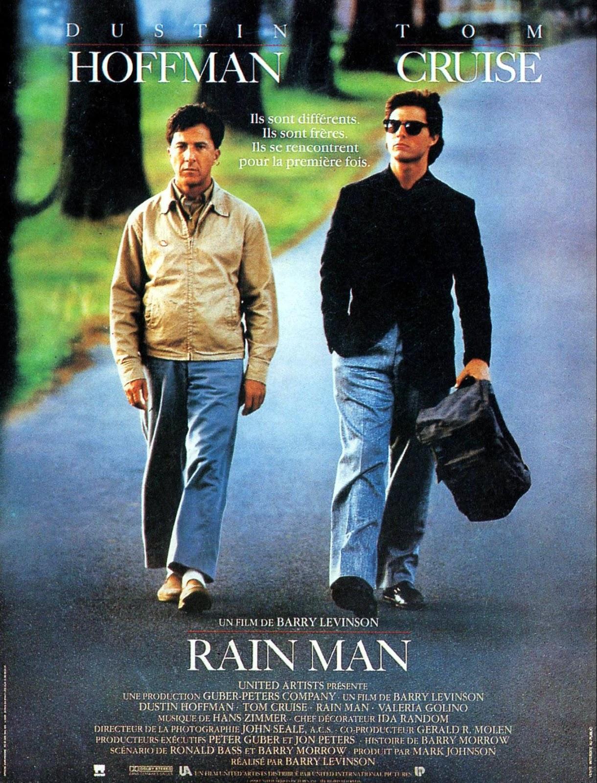 Rain Man (1988) de Barry Levinson