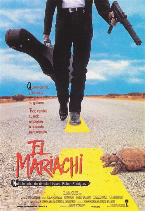 El Mariachi affiche