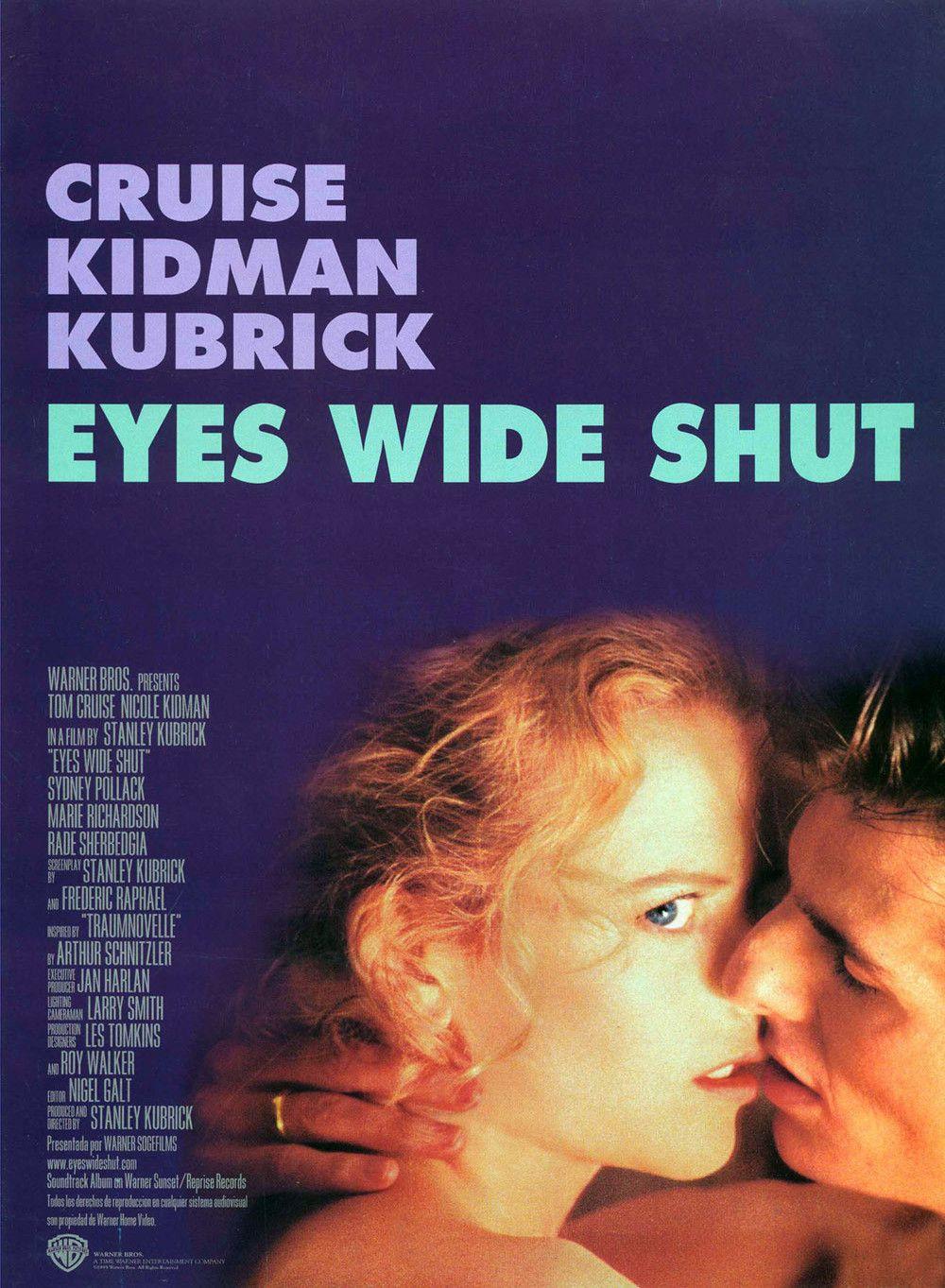 Eyes wide shut (1999) de Stanley Kubrick
