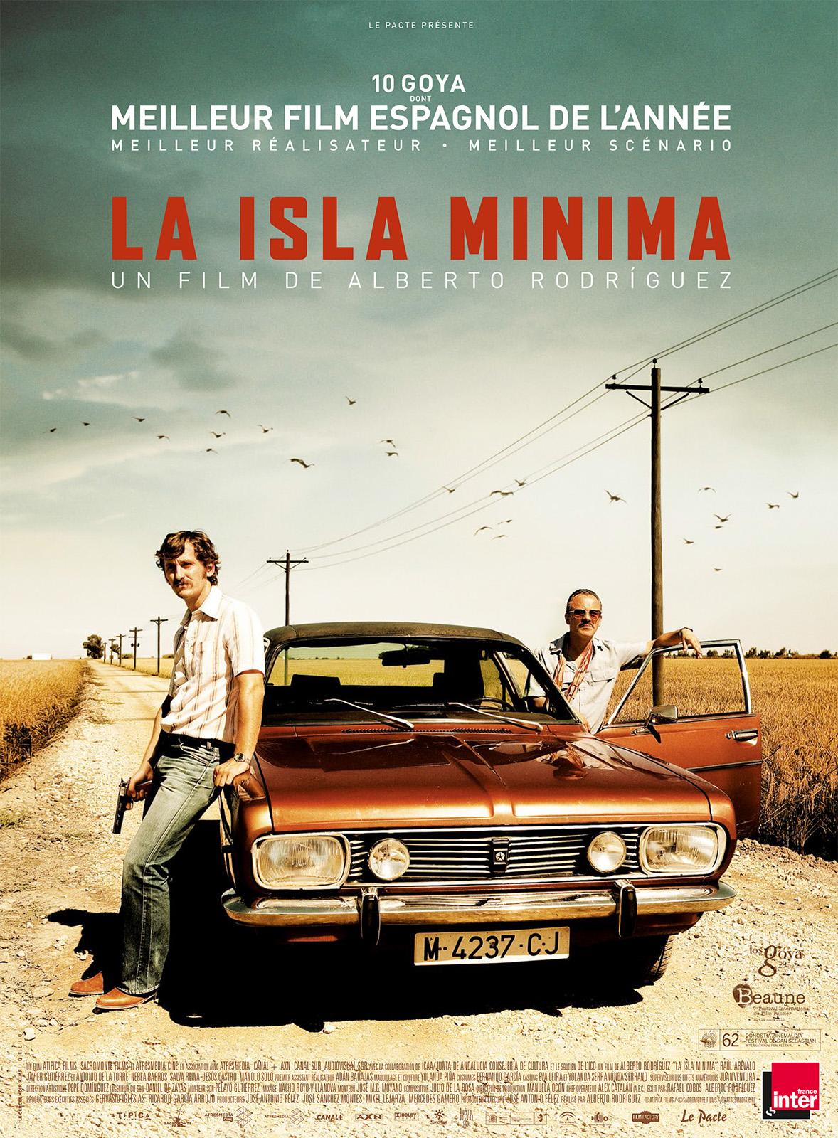 La isla minima d'Alberto Rodriguez