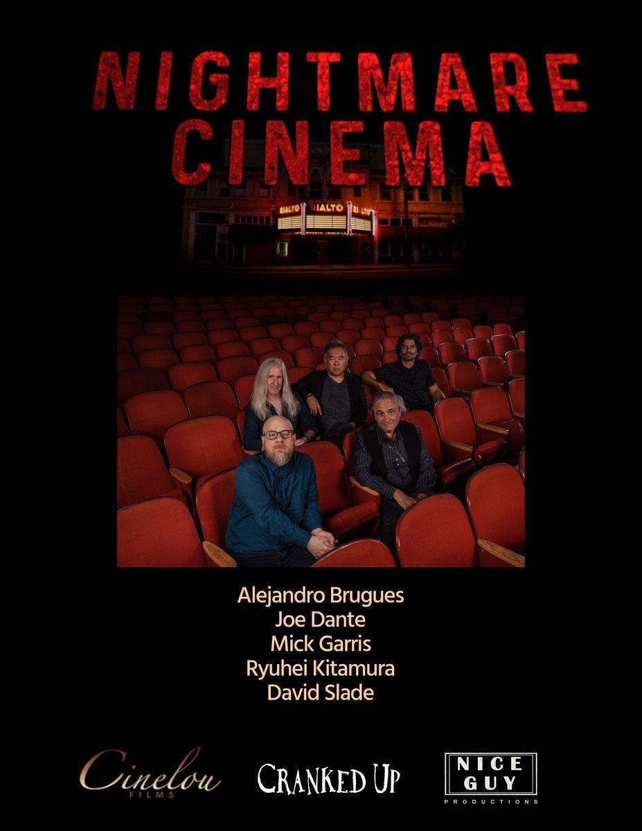 Nightmare cinéma de Alejandro Brugues, Joe Dante, Mick Garris, Ryuhei Kitamura, David Slade