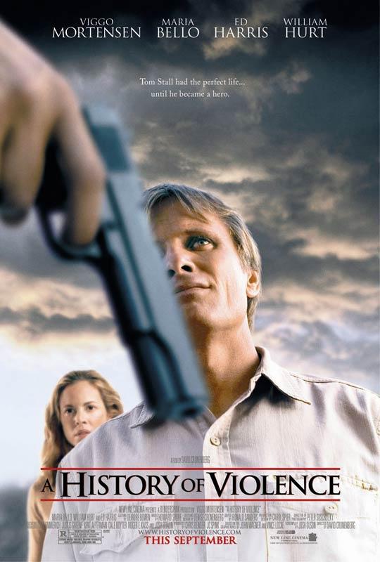 A history of Violence de David Cronenberg