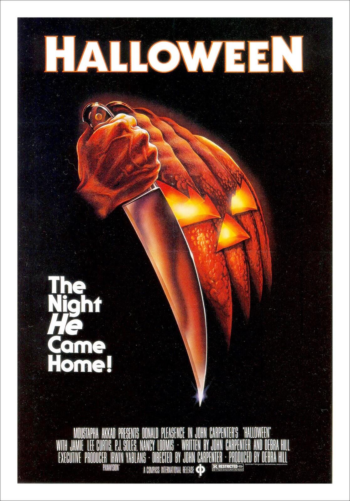 halloween affiche
