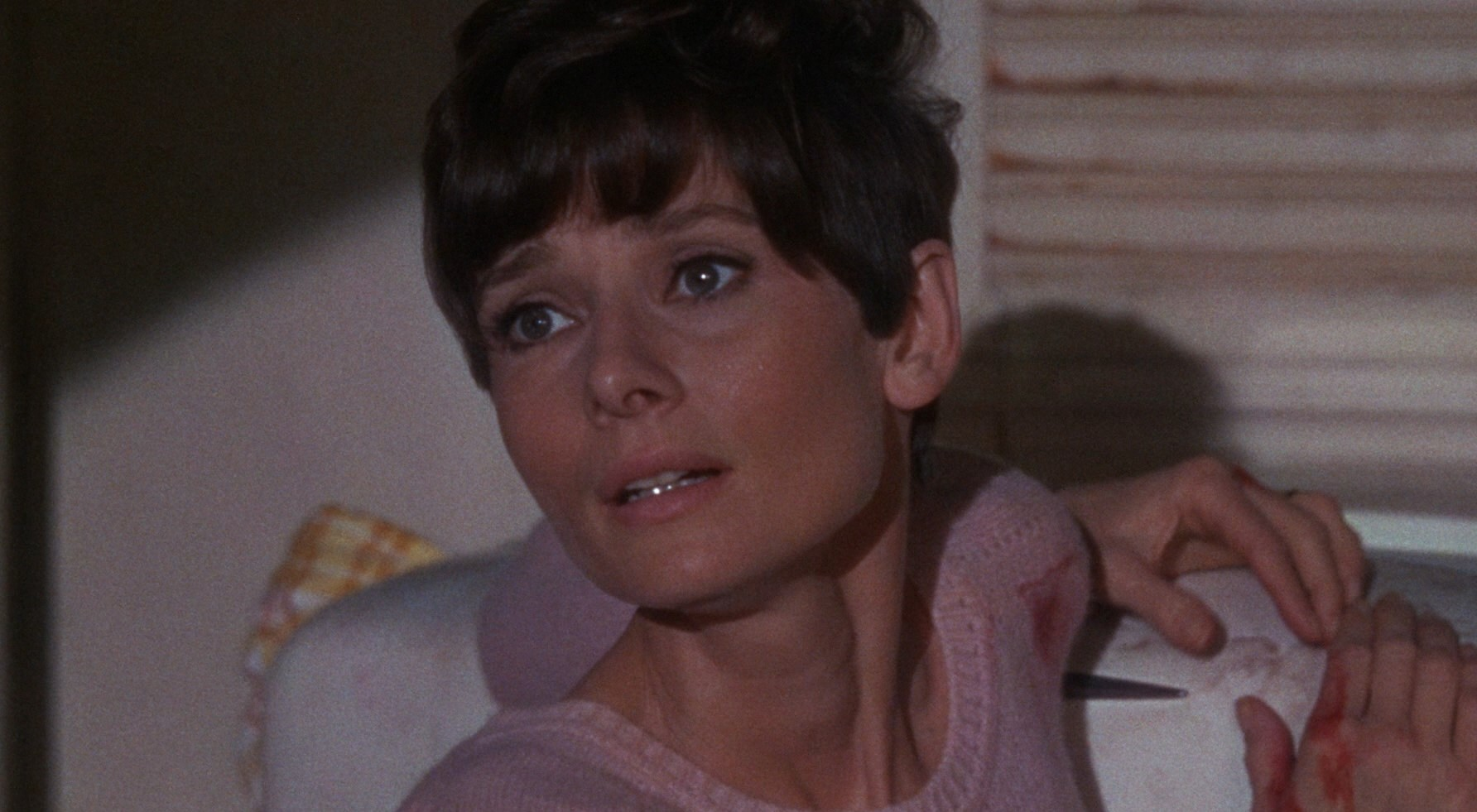 Audrey Hepburn - Seule dans la nuit (1967) de Terence Young