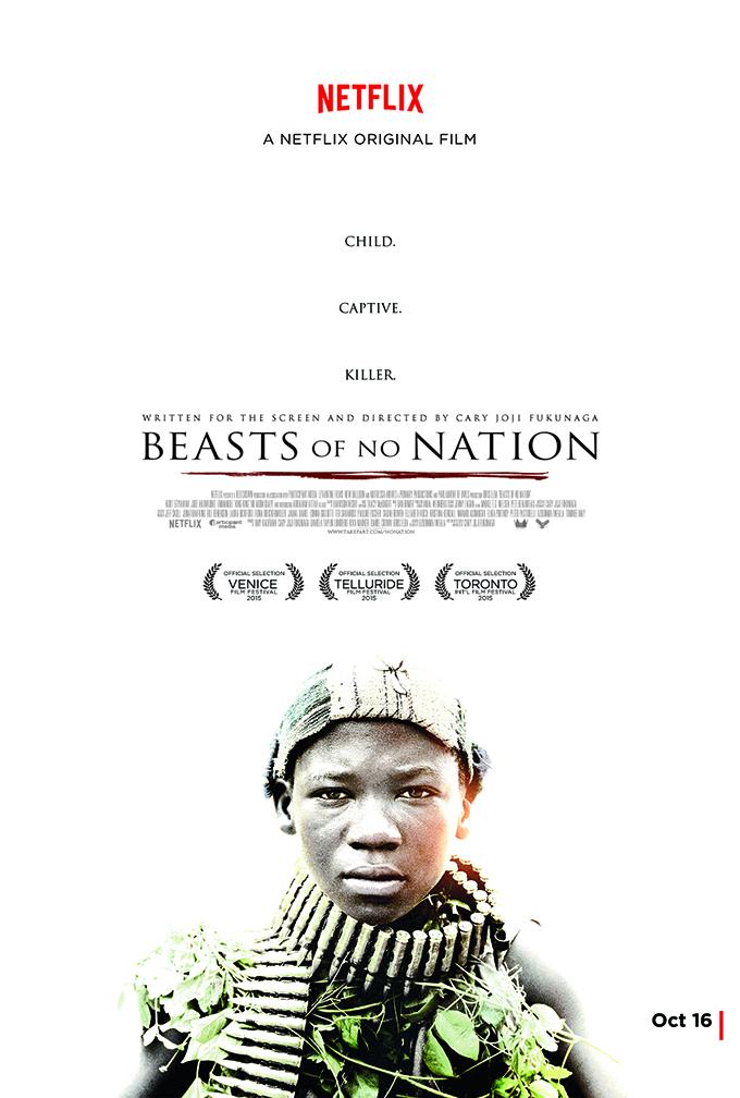 Beast of no nation (2015) de Cary Fukunaga