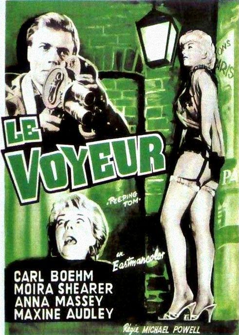 Le Voyeur (1960) de Michael Powell