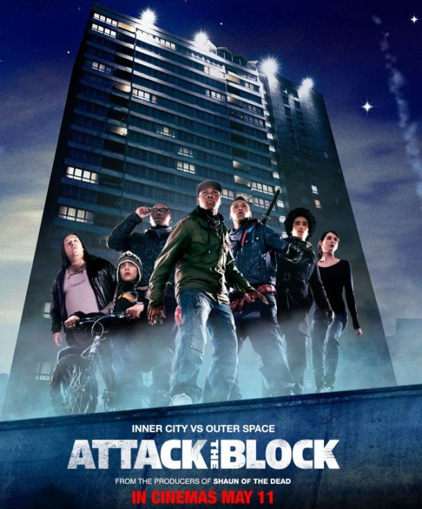 Attack the block (2011) de Joe Cornish
