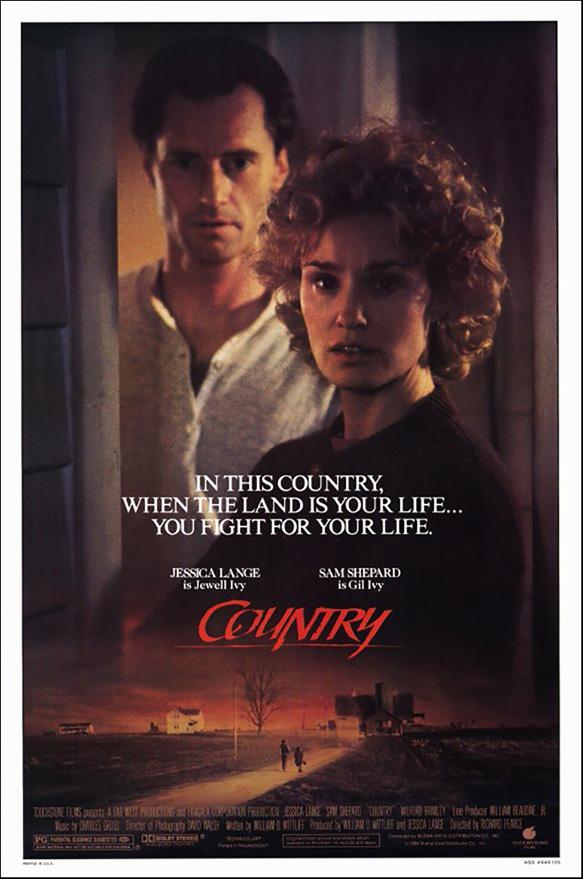Country, les moissons de la colère (1984) de Richard Pearce