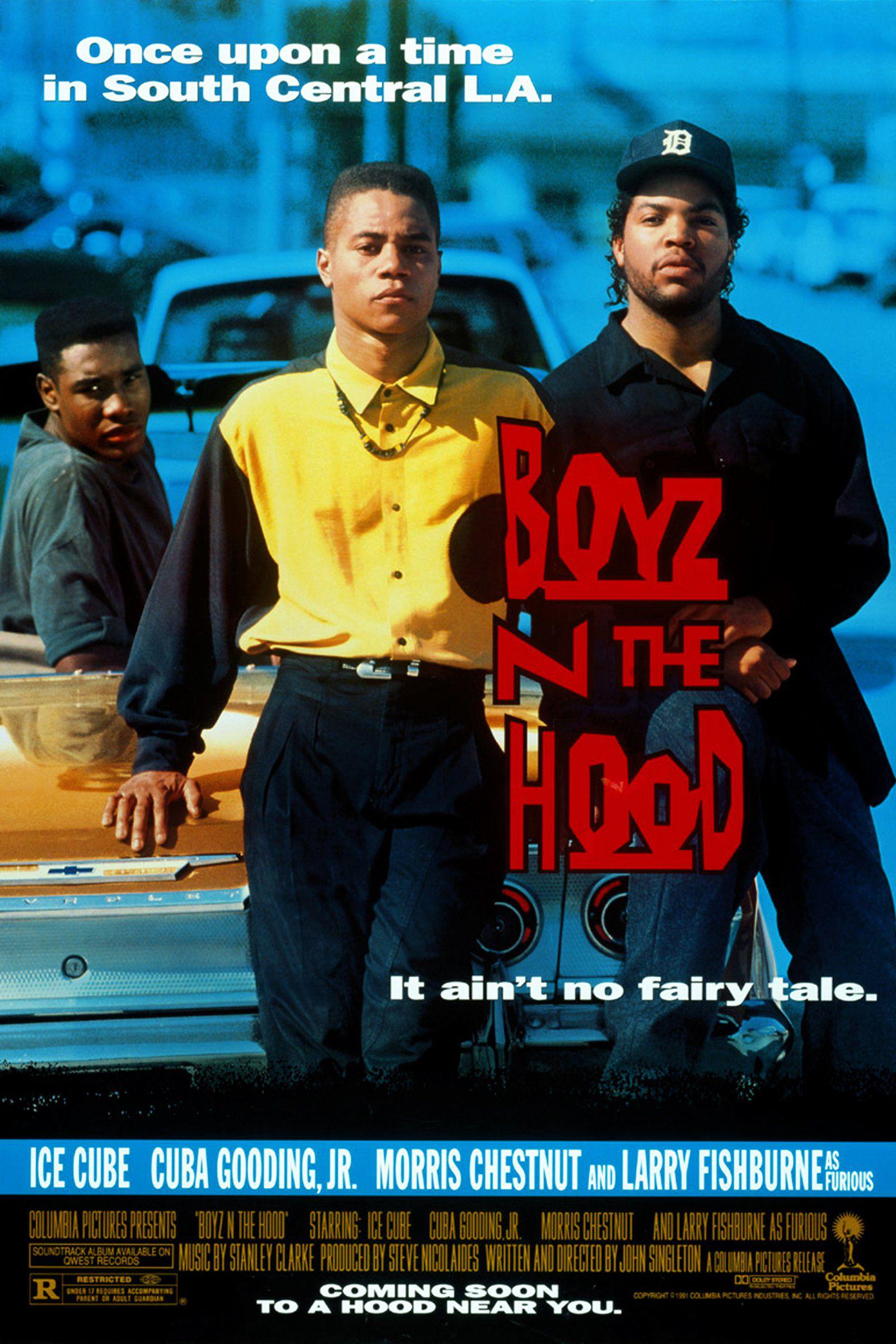 Boyz'n the hood (1991) de John Singleton