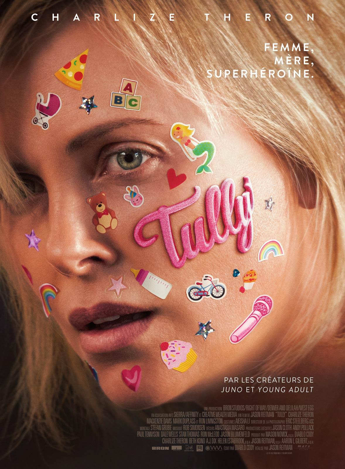 critique du film tully avec charlize theron