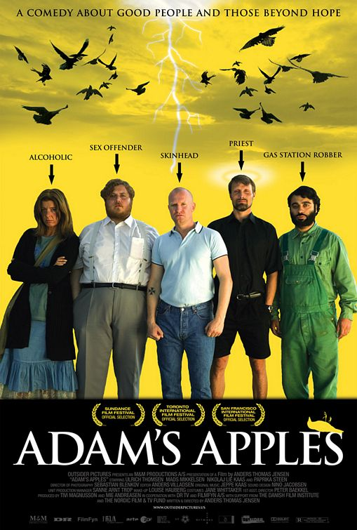 Adam's Apples de Anders Thomas Jensen